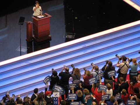 Palin Speech